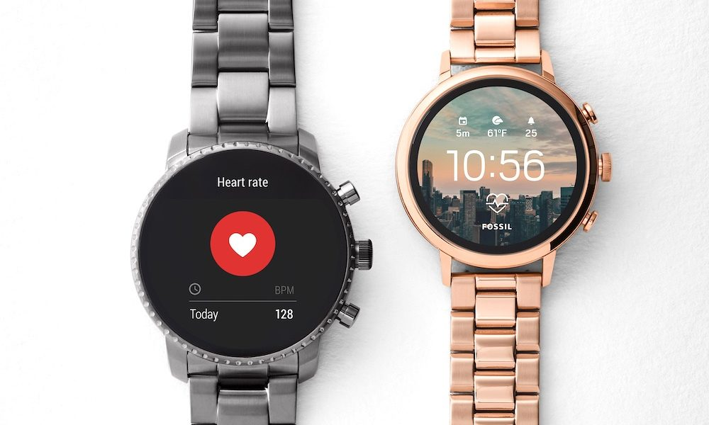 Fossil smartwatch 2018